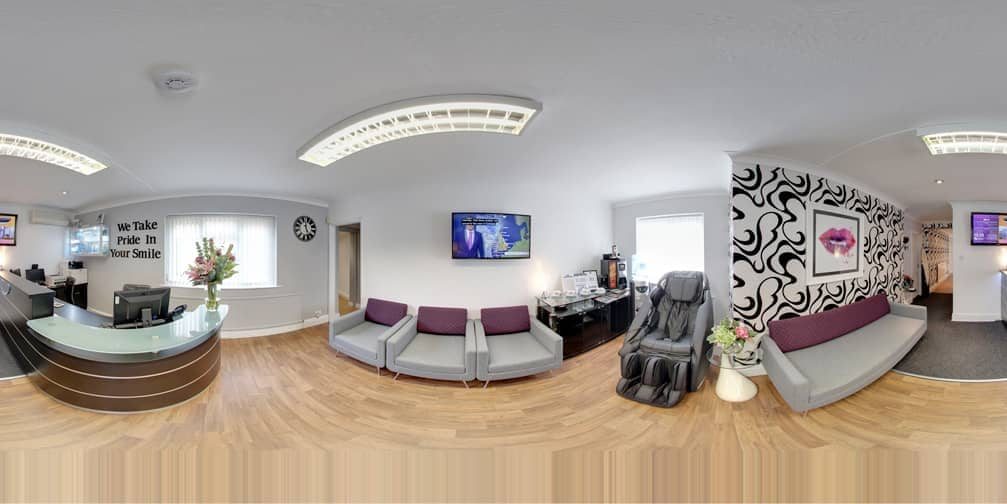 360 Virtual Tour - Cheadle Hulme