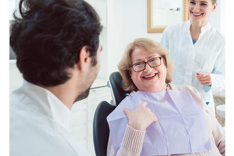 Dental Health: Tips for Seniors